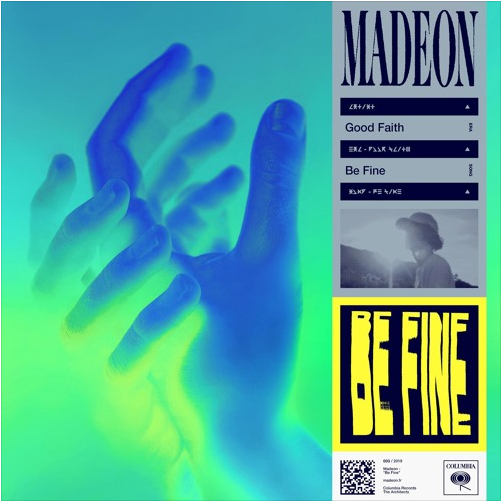 """Cover madeon """"Be Fine"""""""