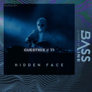 Cover Bassline Hidden Face