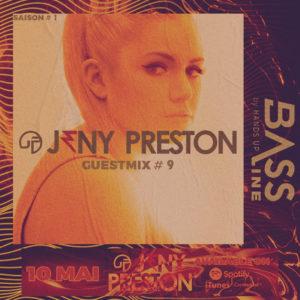 Cover Bassline Jeny Preston