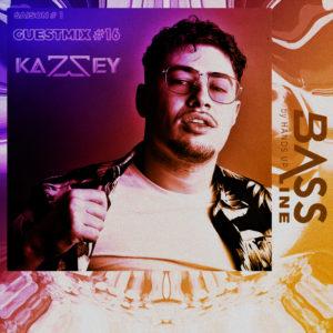 Cover Bassline Kazzey