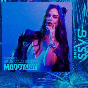 Cover Bassline Maddy Jay