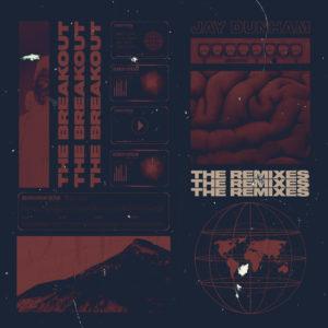 """Cover de """"The Breakout Remixes EP"""""""