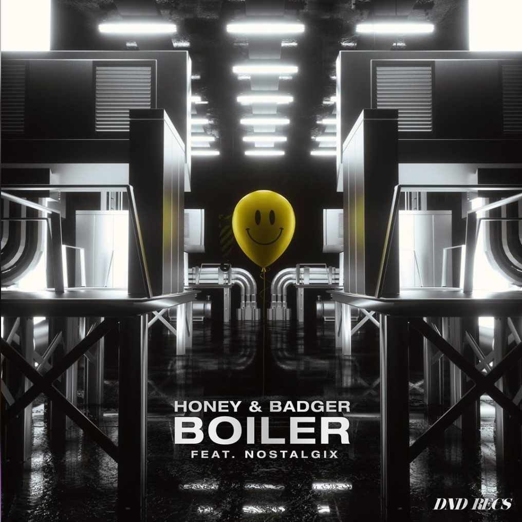 Honey & Badger Boiler feat. Nostalgix
