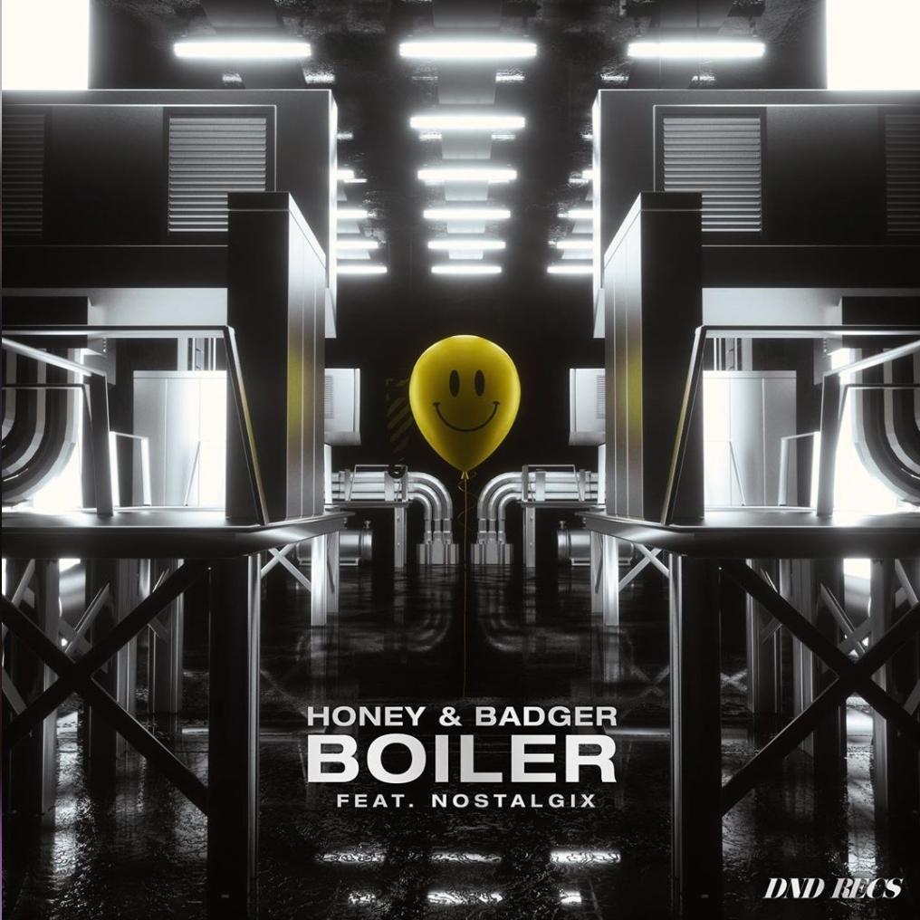 Honey & Badger Boiler feat. Nostalgix