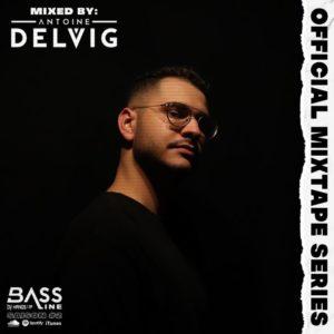 Cover Bassline Antoine Delvig