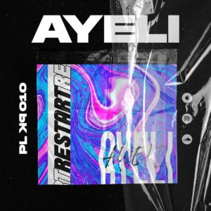 cover du morceau restart de Ayeli Playback Records
