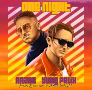 Cover One Night de Aazar et Yung Felix