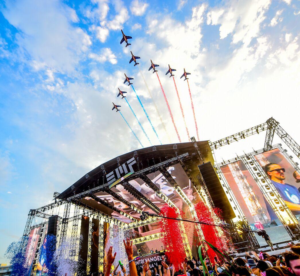 Electrobeach Music Festival 2020 Annulé