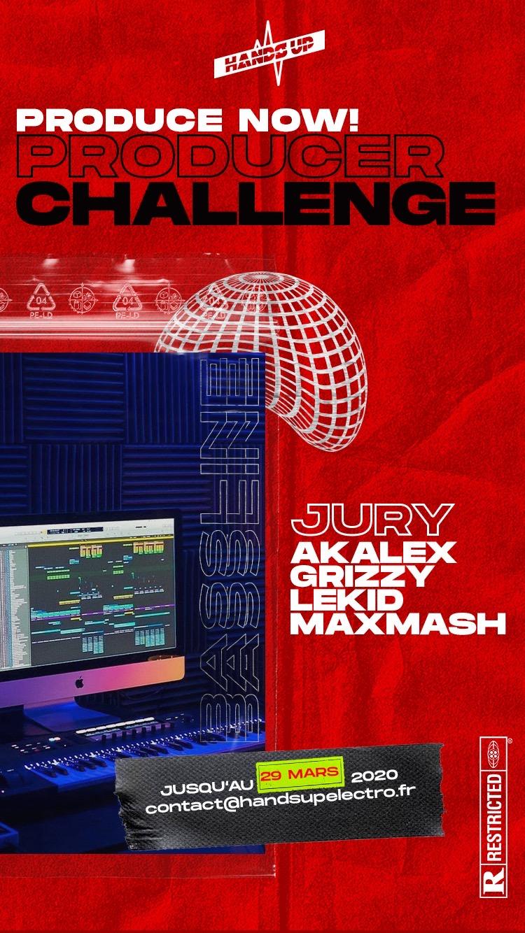 Cover Challenge HandsUp