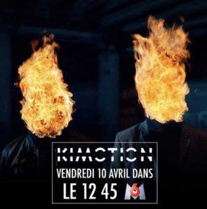 Kimotion sur M6 vendredi 10 Avril 2020