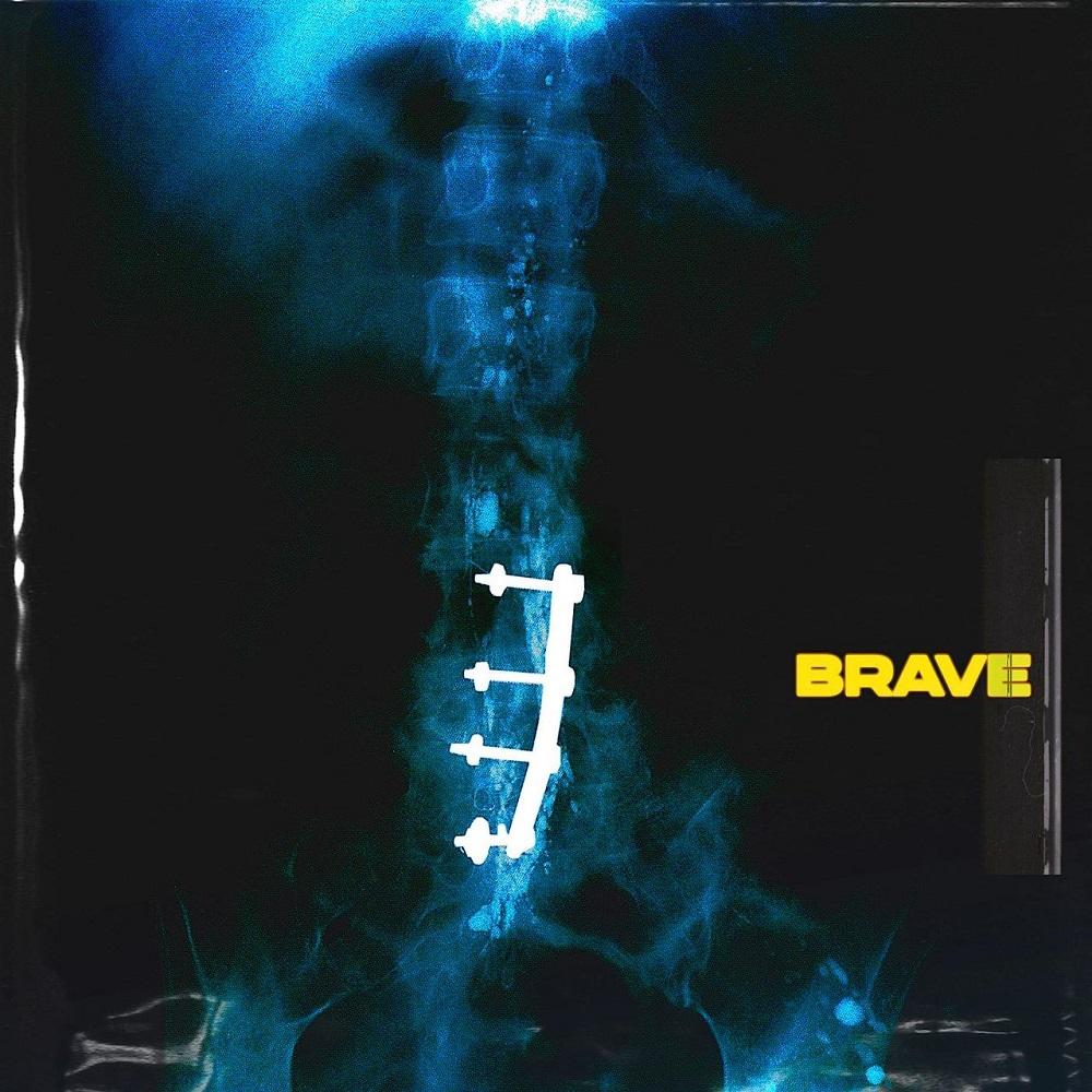 Cover de l'album Brave de Joyryde