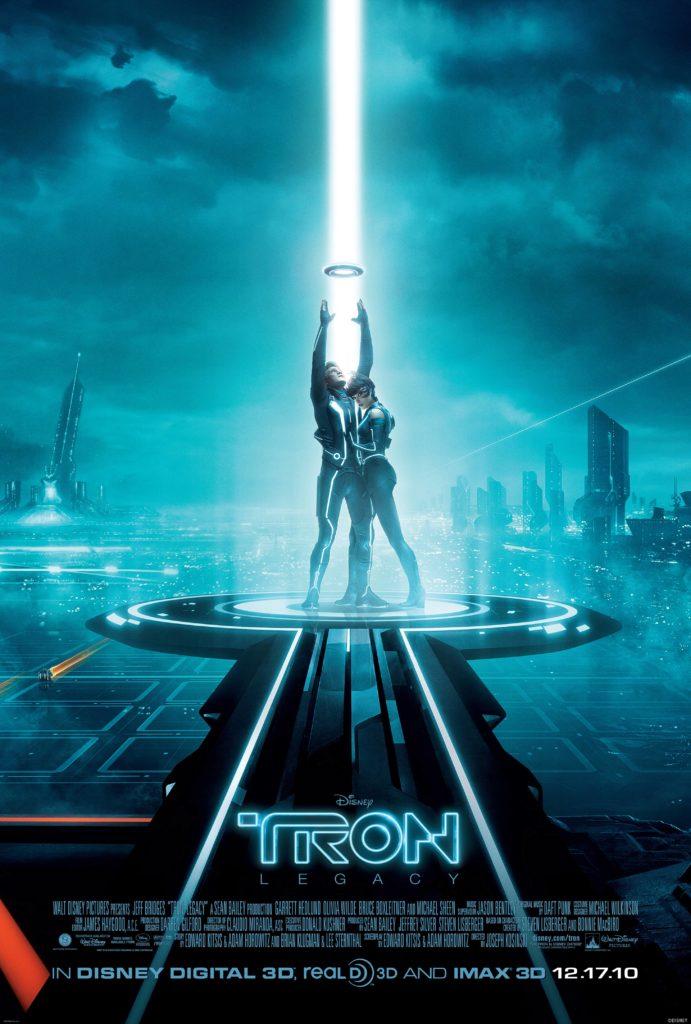 TRON : Legacy affiche