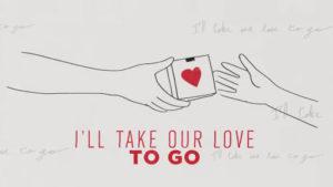 Cover Love To Go de Lost Freuqencies, Zonderling et Kelvin James