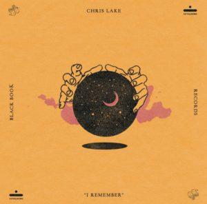 """Cover du morceau """"I remember"""" de Chris Lake sur le label Black Book"""