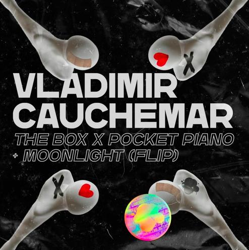 Cover Vladimir Cauchemar La Mercerie