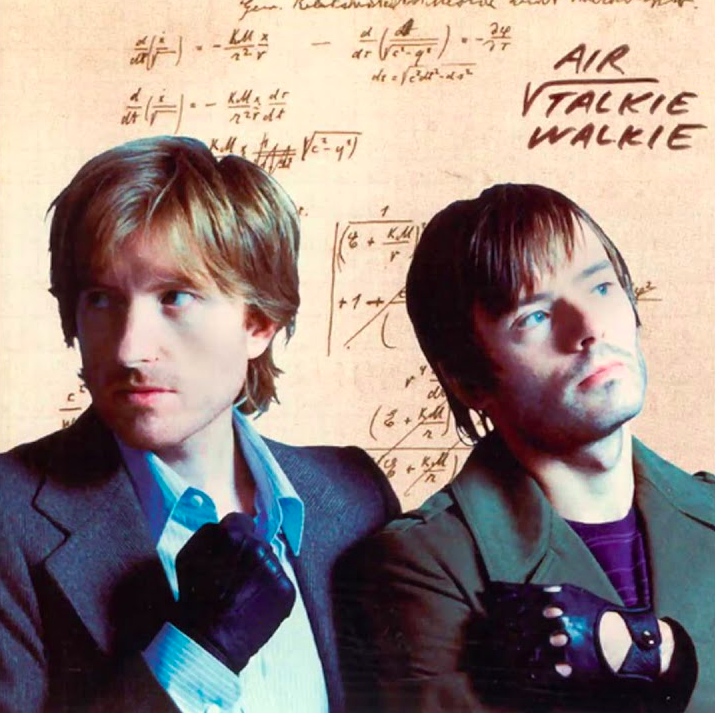 Air Talkie Walkie album cover