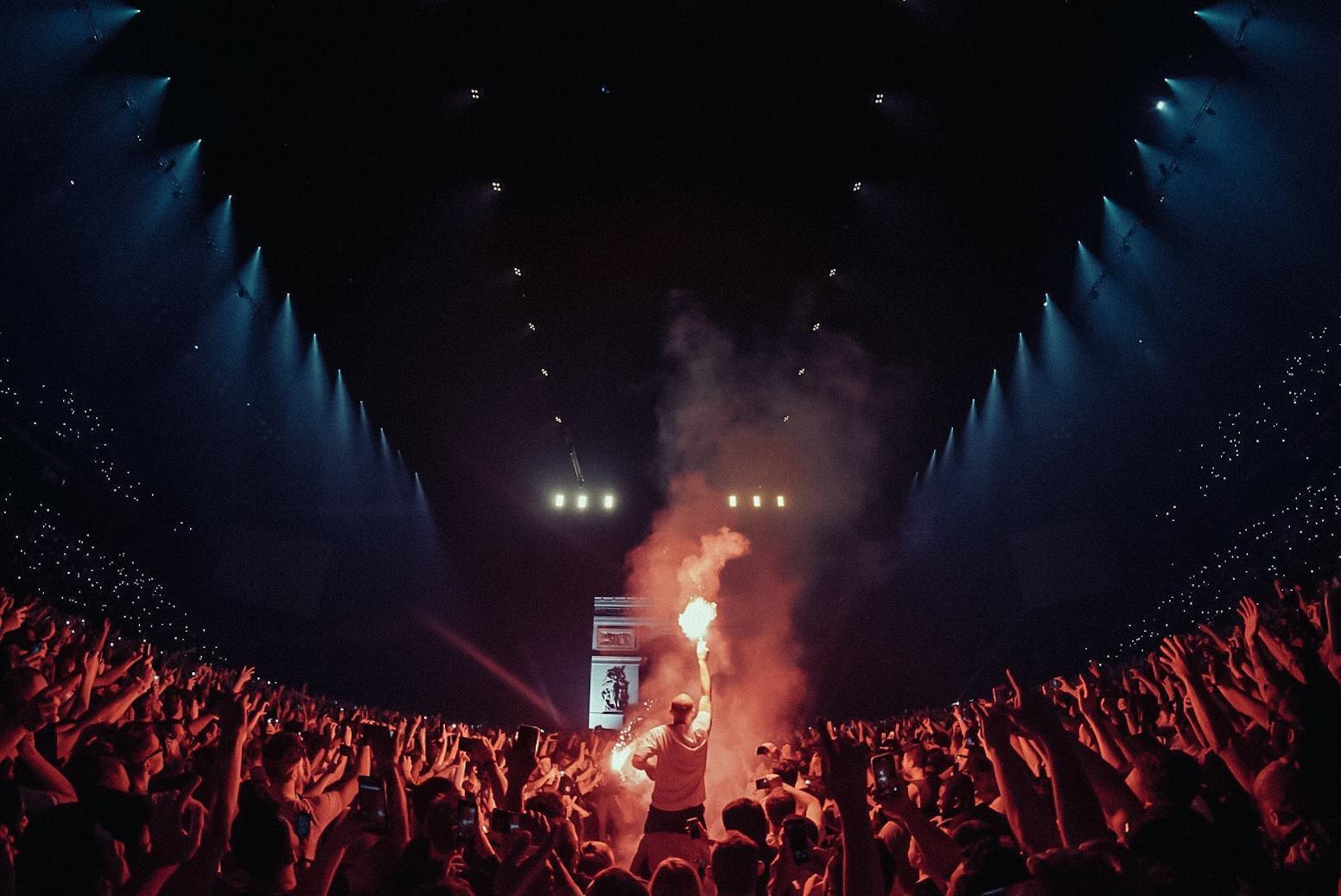 DJ Snake concert à la Défense Arena Paris