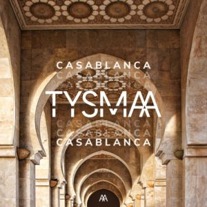 "Cover du nouveau TYSMAA ""Casablanca"""
