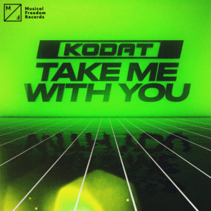 Cover Kodat Take Me With You
