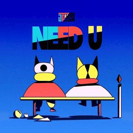 "Cover du titre ""Need U"" par JOYCA"