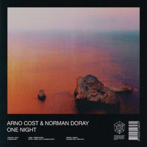Cover One Night Arno Cost & Norman Doray