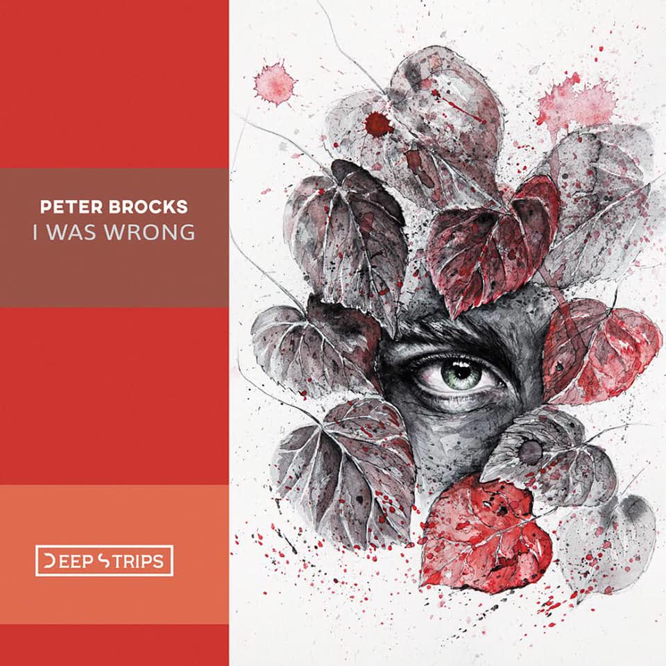 "Cover ""I Was Wrong"" de Peter Brocks"