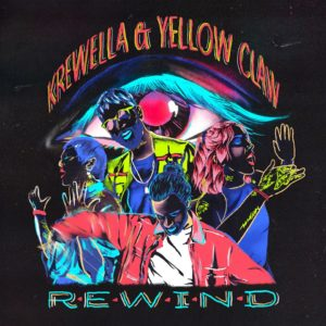 Cover Rewind Krewella Yellow Claw