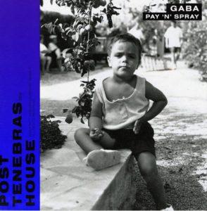 Cover Pay'N'Spray de Gaba sur Post Tenebras House