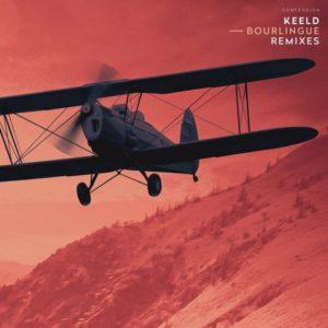 Cover du remix pack de Bourlingue de Keeld