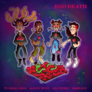 """Cover du morceau """"Ego Death"""" de Ty Dolla $ign"""
