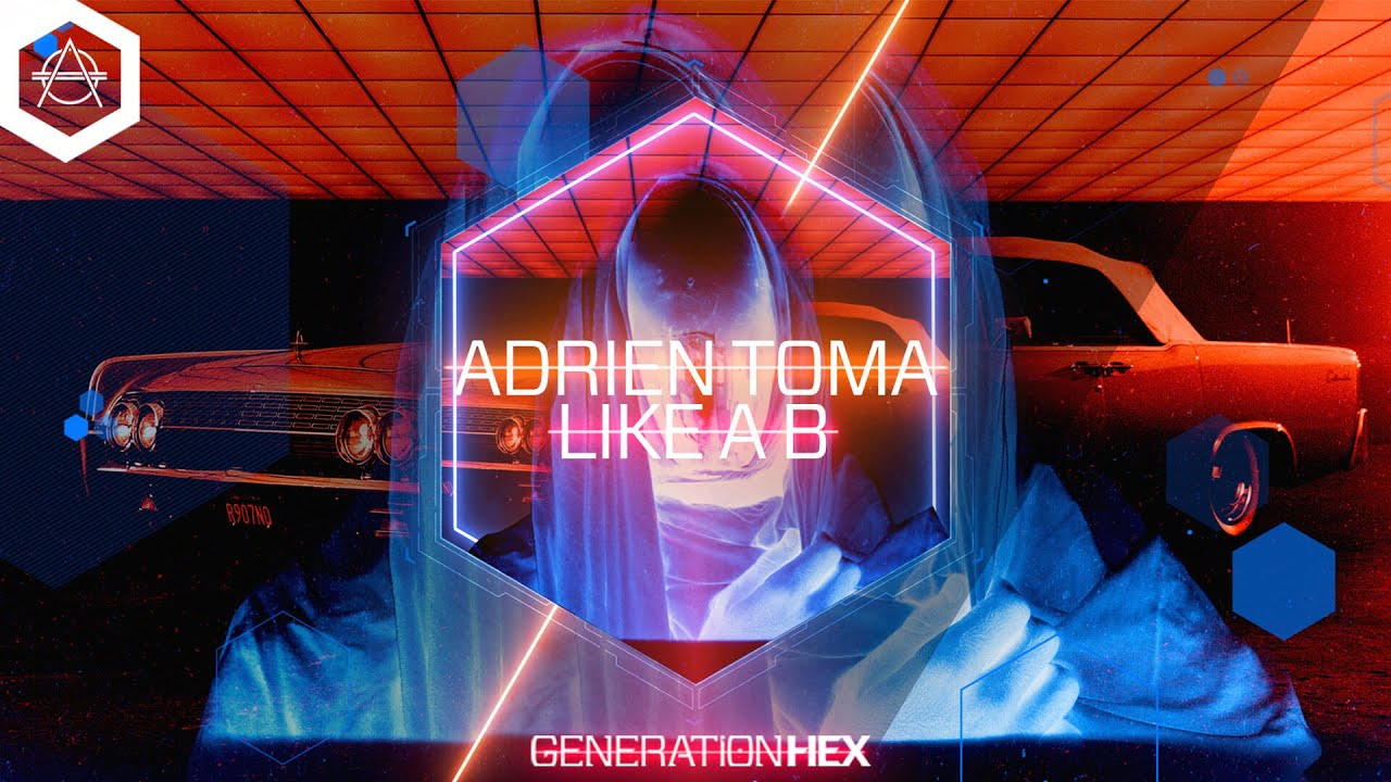 "Adrien Toma ""Like a Bi"", sur le label Hexagon"