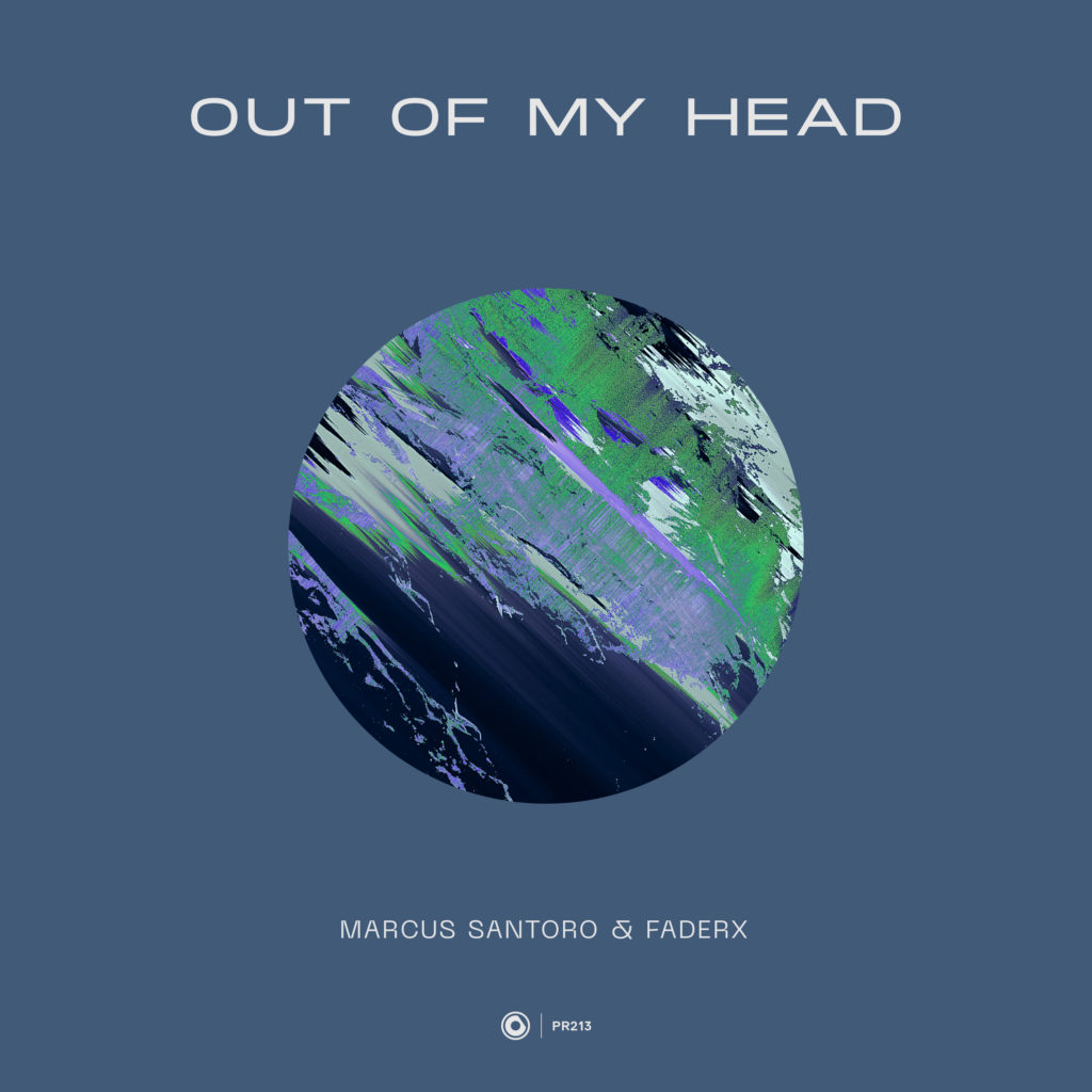 Cover Out Of My Head Marcus Santoro FaderX