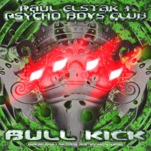[Cover] Paul Elstak & Psycho Boys Club - Bull Kick