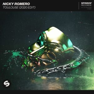 nicky romero cover toulouse 2020 edit