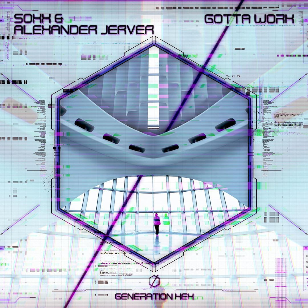 SOXX Alexander Jerver - Gotta Work Cover