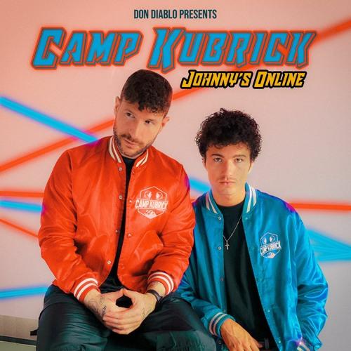 """cover de """"Johnny's Online"""" par Camp Kubrick, le nouveau duo rétro de Don Diablo"""