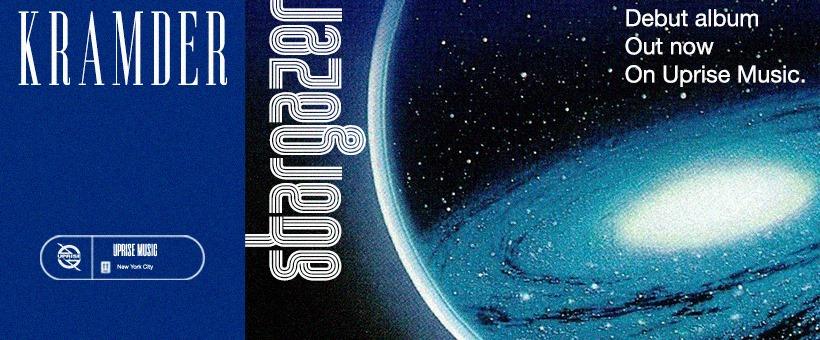 """""""Stargazer"""" premier album de Kramder"""