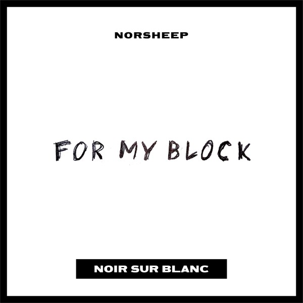 "cover de ""For my Block"" de Norsheep"