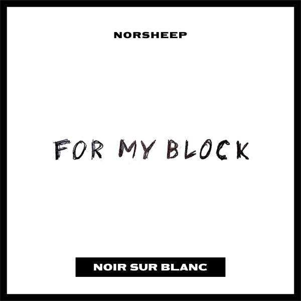 "cover de ""For my Block"" de Norsheep"