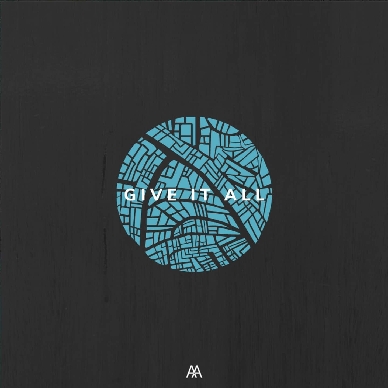 """Cover de """"Give it All"""" nouveau titre de TYSMAA"""