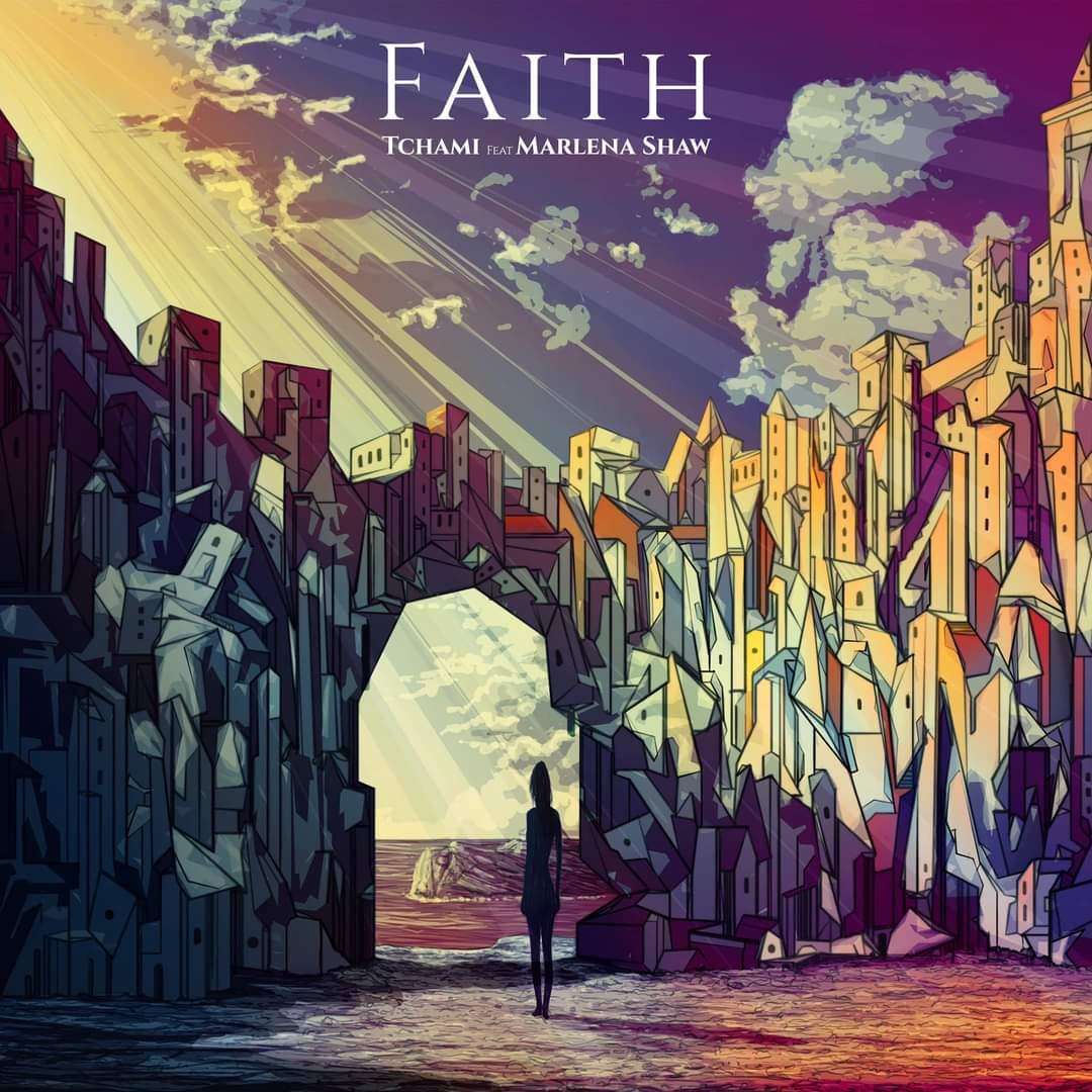 Cover du dernier titre de Tchami 'Faith' avec Marlena Shaw