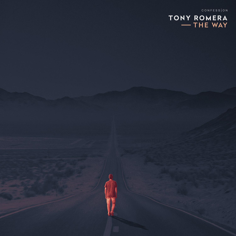 """Cover de """"The way"""" par Tony Romera"""