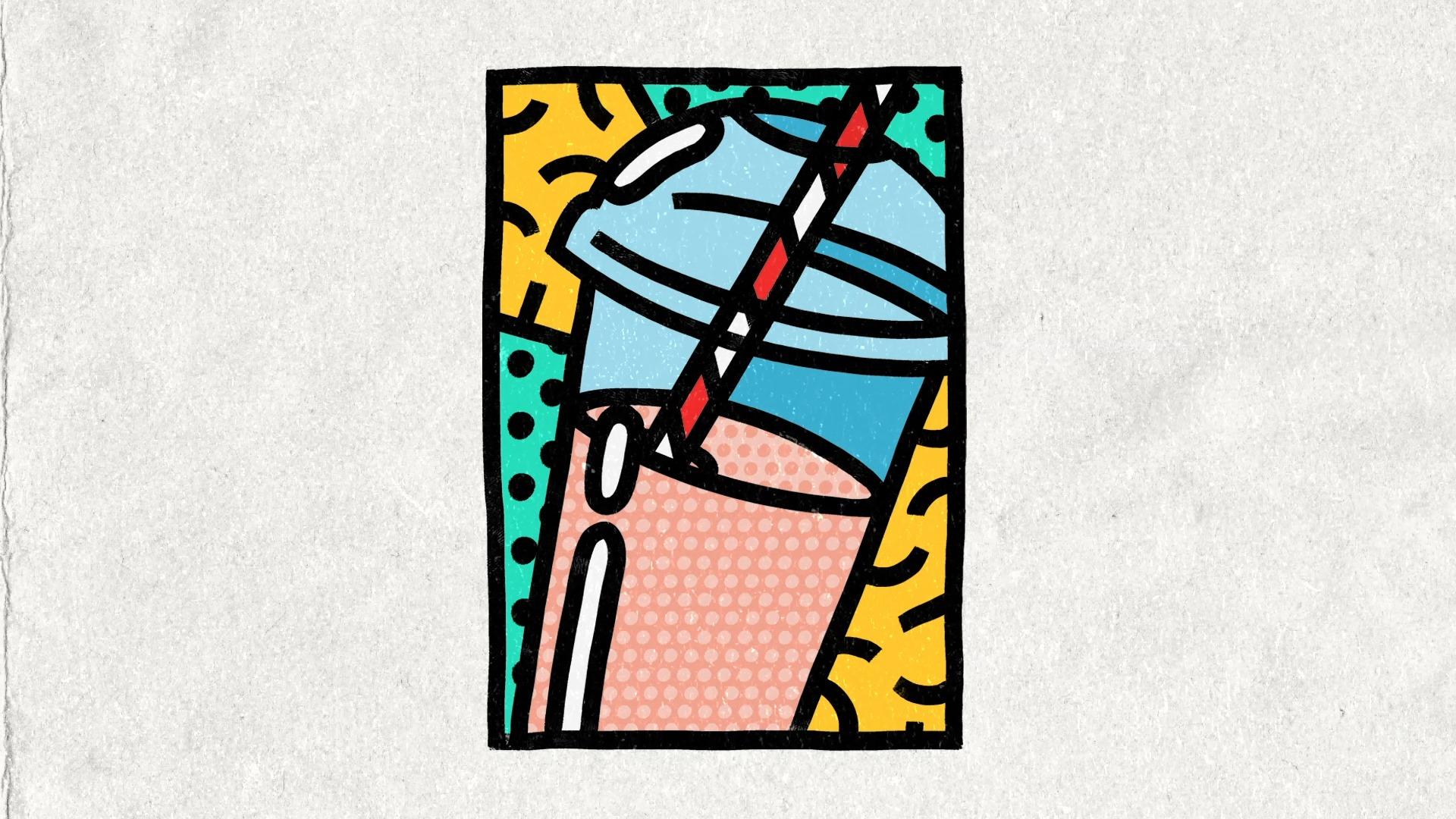 """cover de """"Milkshake"""" remixé par GABA"""