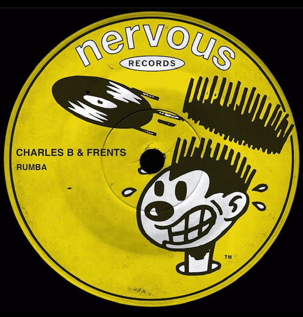 Charles B Frents Nervous