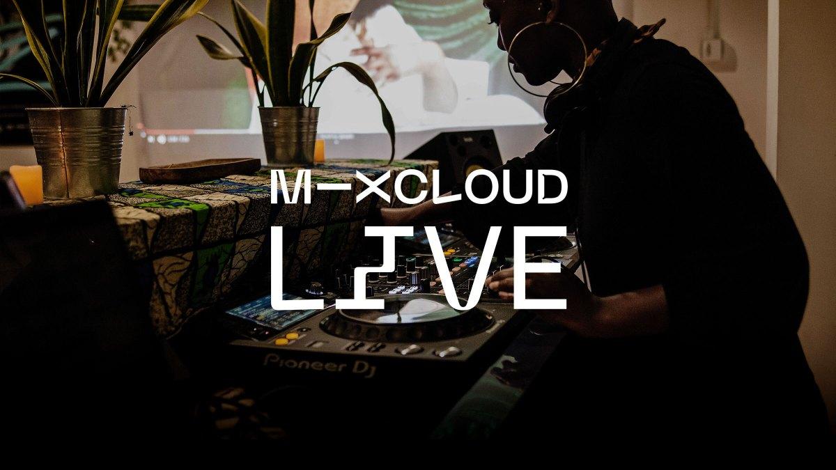 Mixcloud Live Livestream