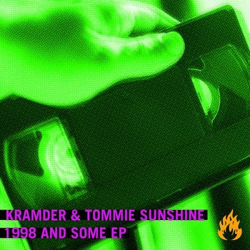"""Pochette de l'EP """"1988 And Some"""""""