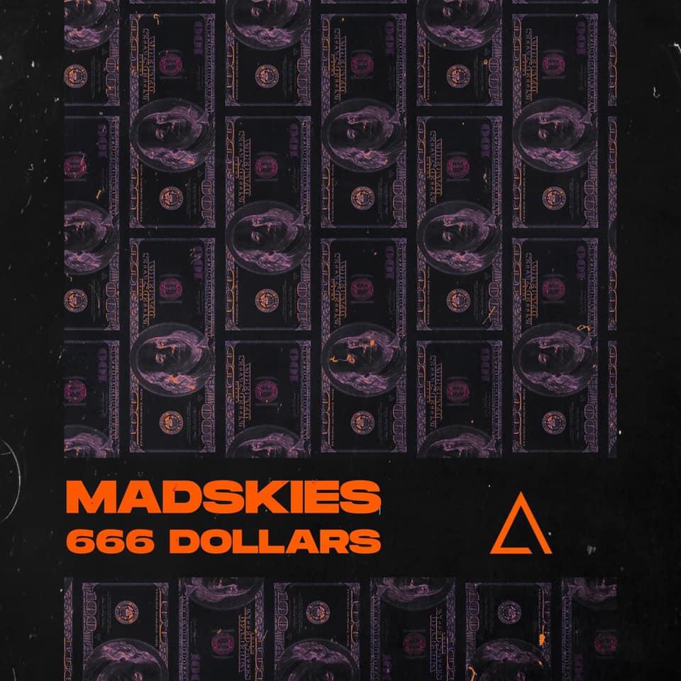 cover du titre 666 dollars par Madskies