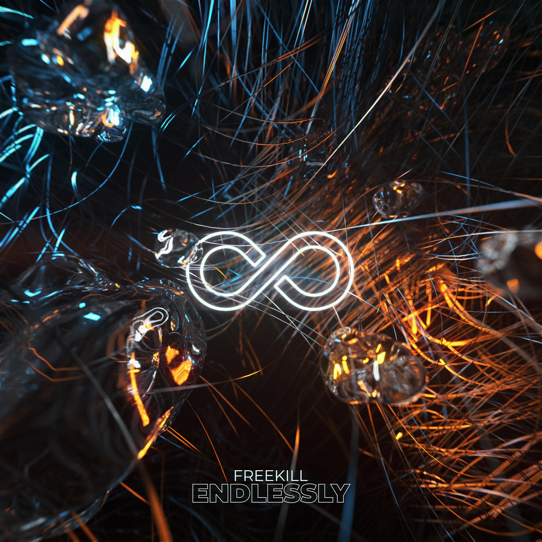 """Cover de """"Endlessly"""" le nouveau titre de Freekill"""
