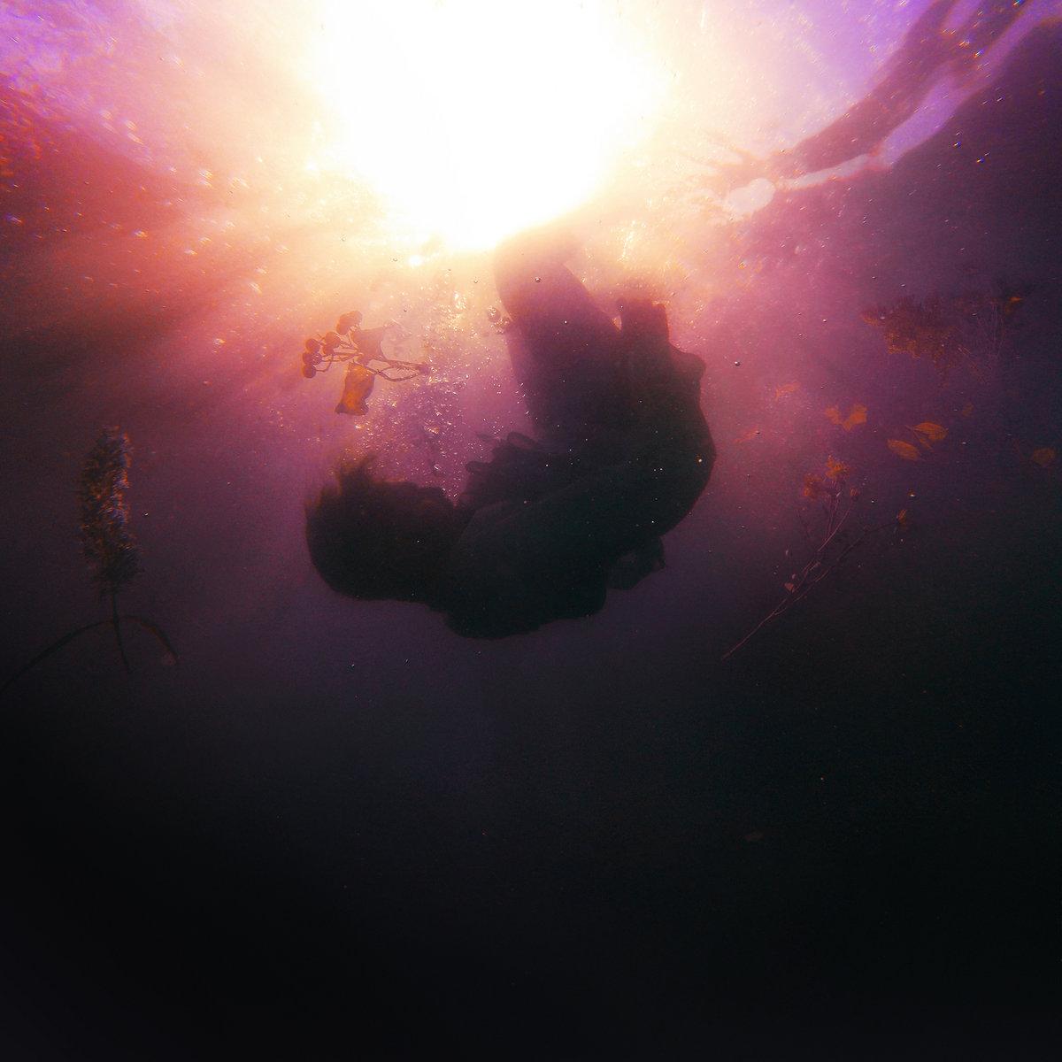 """Cover de """"Led By The Sun"""", le premier album de Khamsin"""