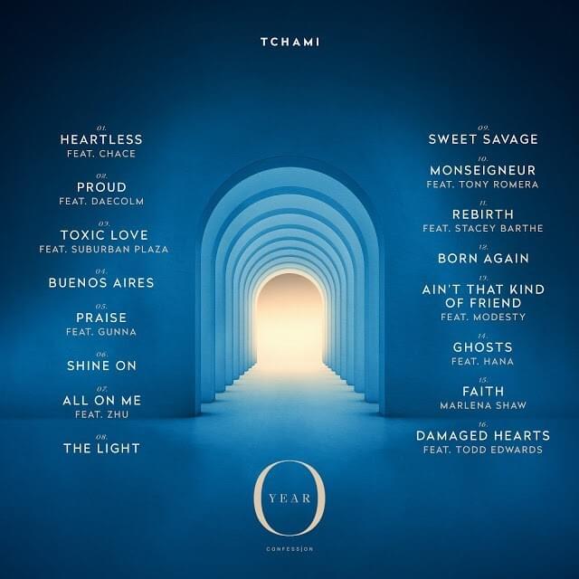 Tracklist de Year Zero, le premier album de Tchami
